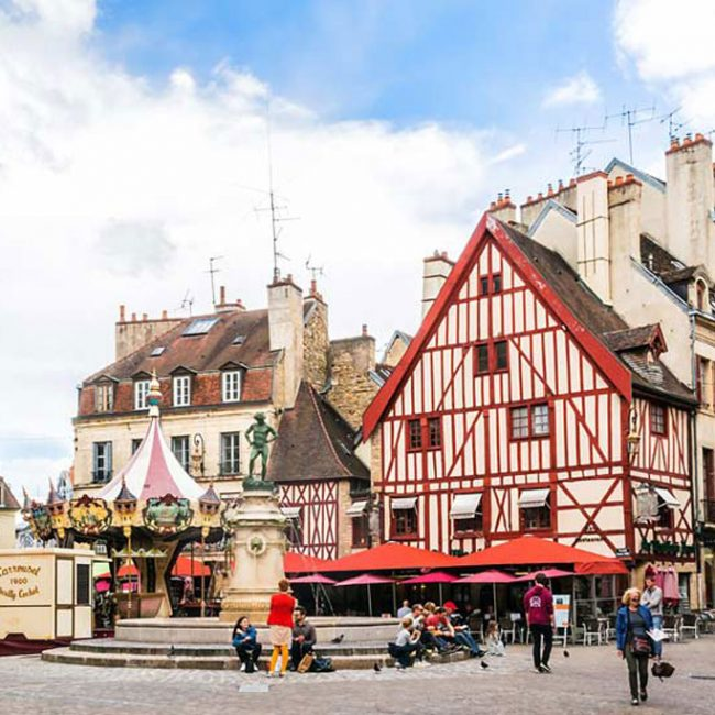 France Bucket List - Dijon
