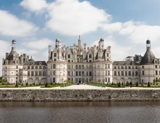 Château de Chambord - Loire Valley