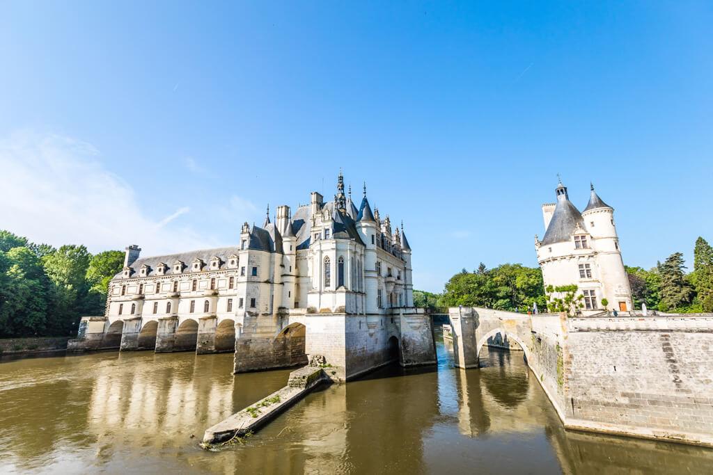 Chateau de Chenonceau - Loire Valley