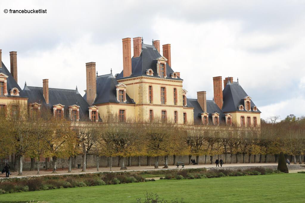 Beautiful France Castles - Château de Fontainebleau