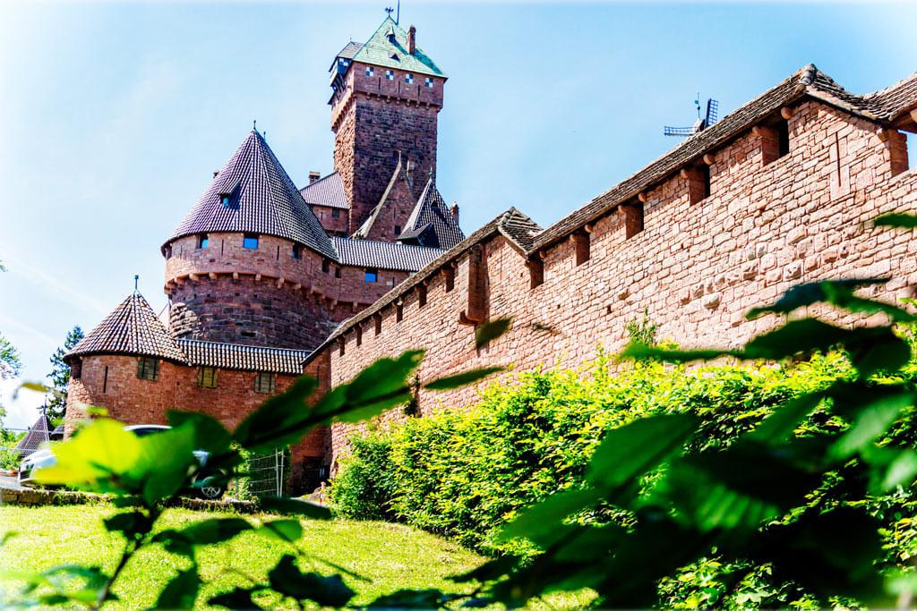Château de Haut-Koenisgsbourg