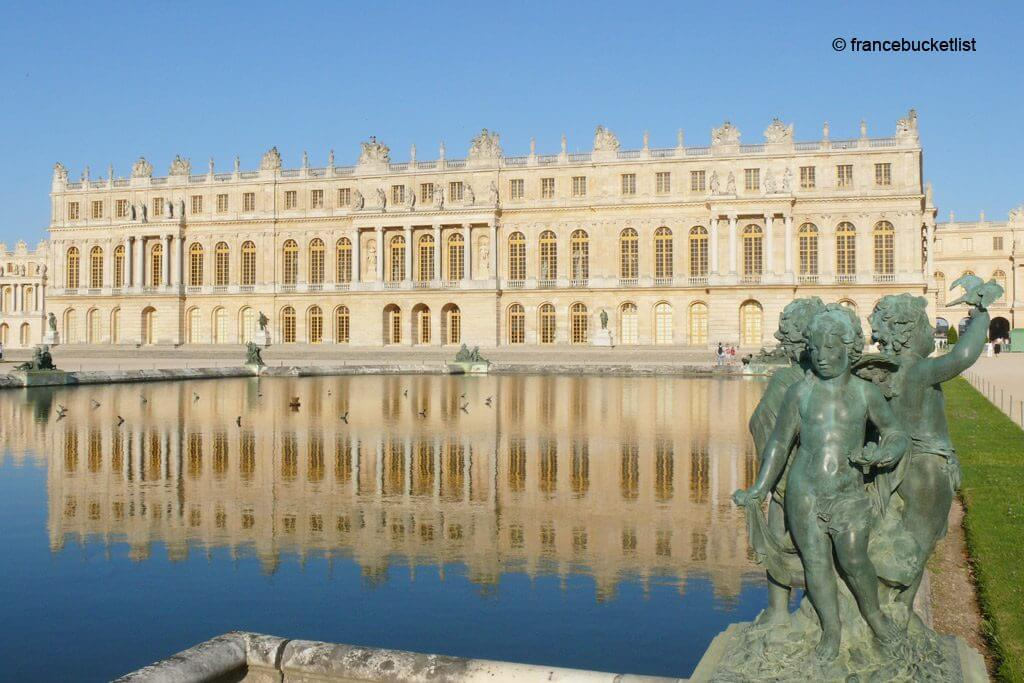 Most Beautiful Castles in France - Château de Versailles