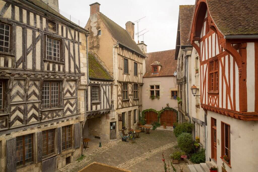 Noyers-Sur-Serein Burgundy