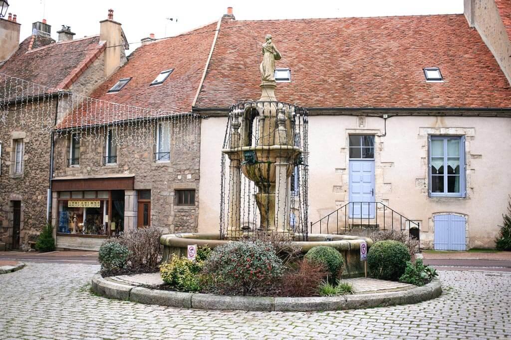 Saulieu Burgundy