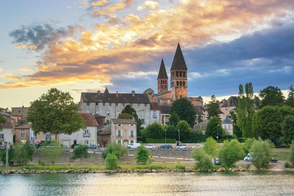 Tournus Burgundy