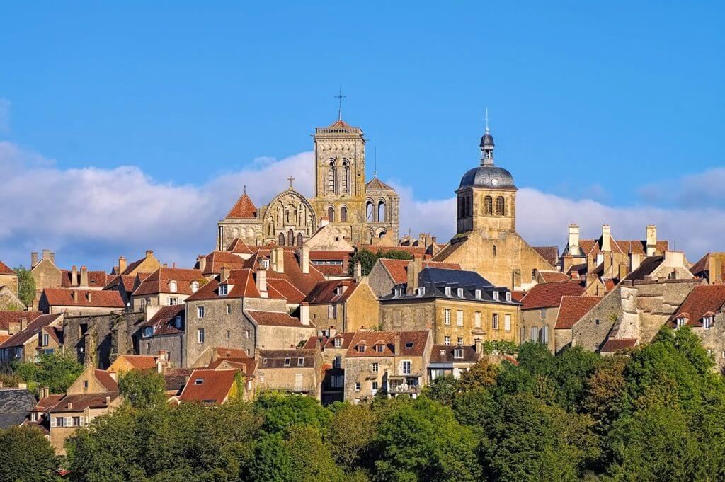 Vezelay Burgundy