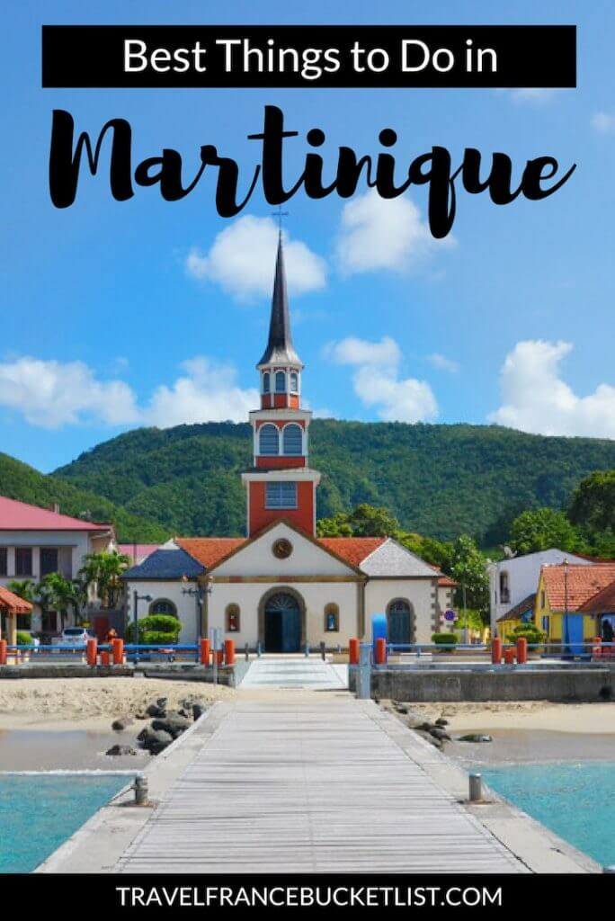 Find the Best Things to Do in Martinique, French Antilles. From Martinique Beaches to beautiful Hikes or Rum Tasting, there's what to do in Martinique, French Caribbean. #france #frenchantilles #caribbean