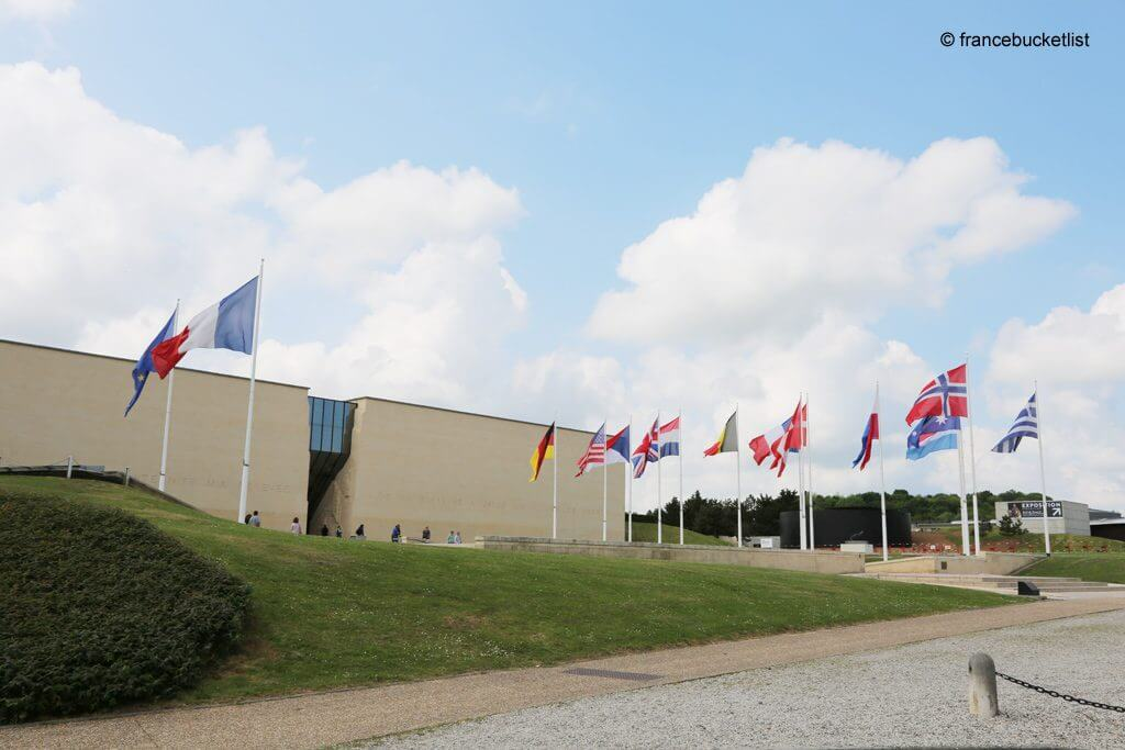 Caen Memorial Museum Normandy