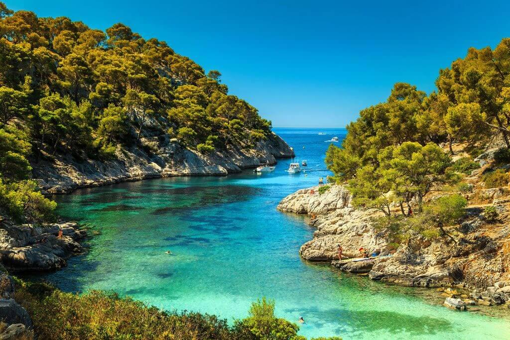 Visit Parc National Des Calanques Marseille Cassis France