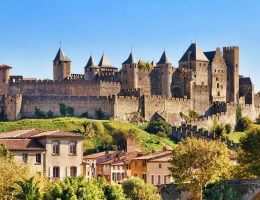 Carcassonne - Southern France