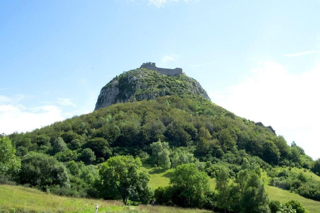 Cathar Castle - Montsegur