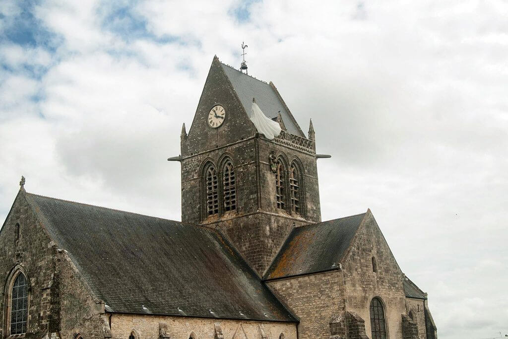 Church of Sainte Mère Église