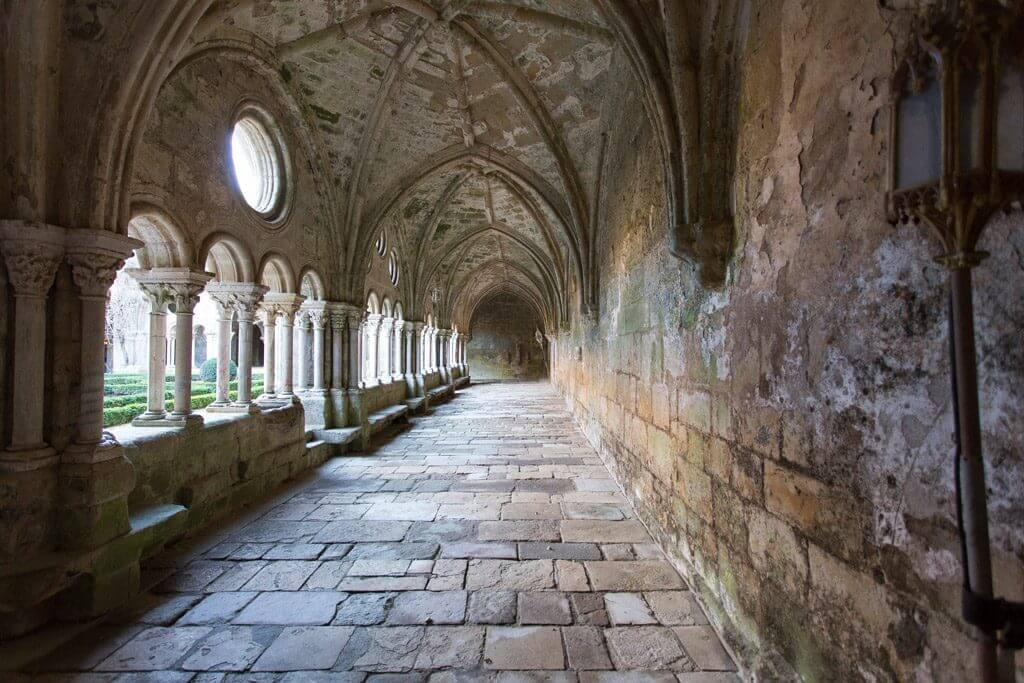Cloister Frontfroide Abbey