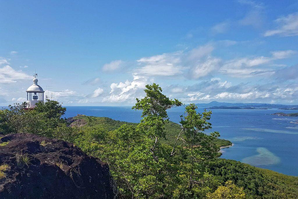 Presque Ile de la Caravelle - Martinique