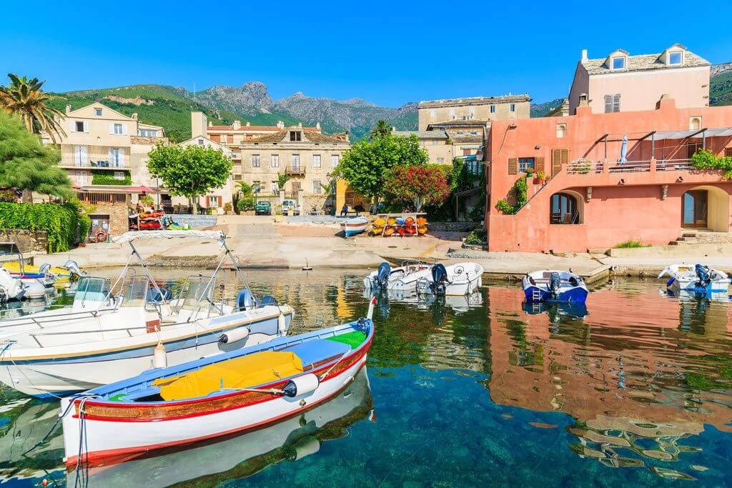 Corsica Island - France