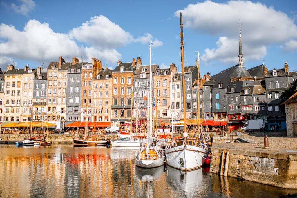 Honfleur - Normandy, France