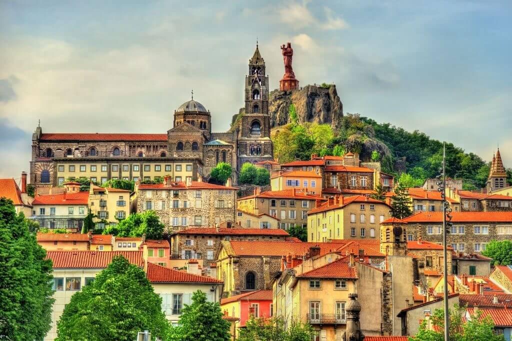 Le-Puy-en-Velay Auvergne-Rhone-Alpes