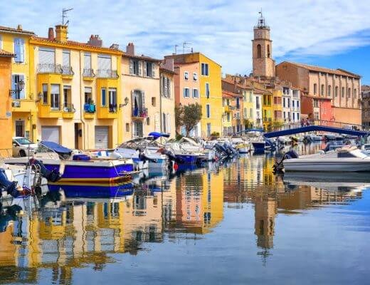 Martigues Southern France