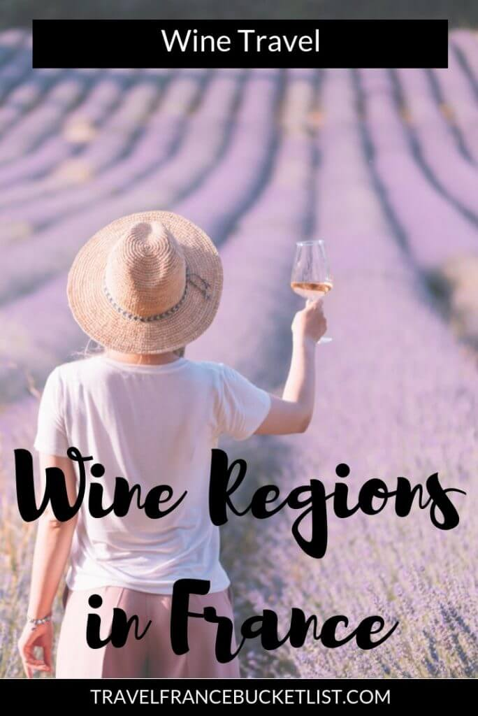 Learn about the Best French Wine Regions, Wine Regions in France Map, Best Wines in France, French Red Wines, French White Wines, French Vineyards, Wine Travel #france #wine