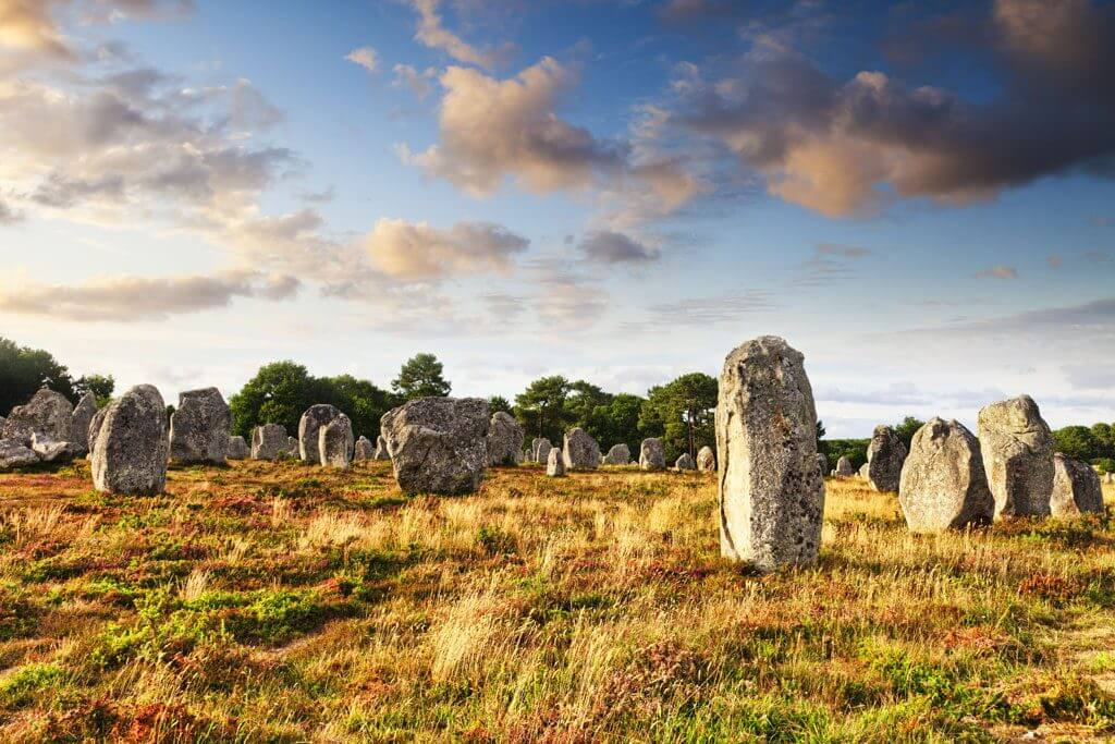 Carnac Stones - Brittany