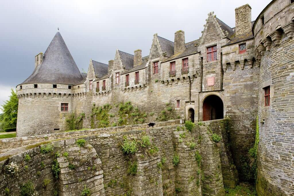 Château de Rohan - Brittany