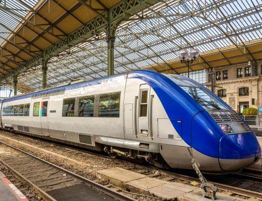 France Train Travel