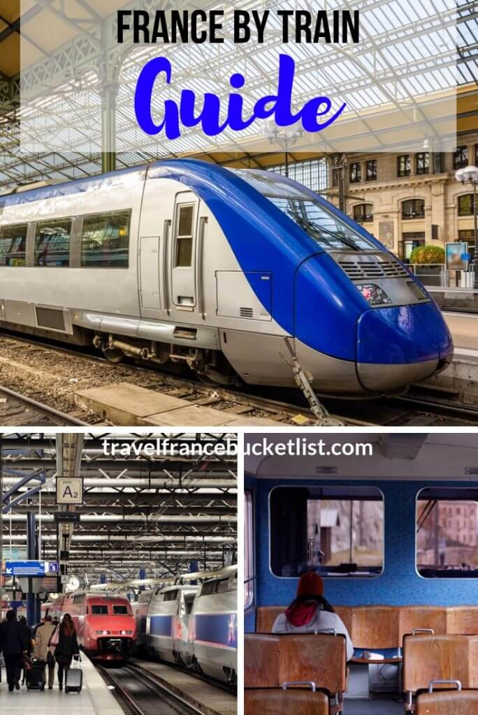 Check out our France by Train Guide for getting around France by Train. All the information about TGV travel, France train tickets, Europe Rail Passes and France Rail map