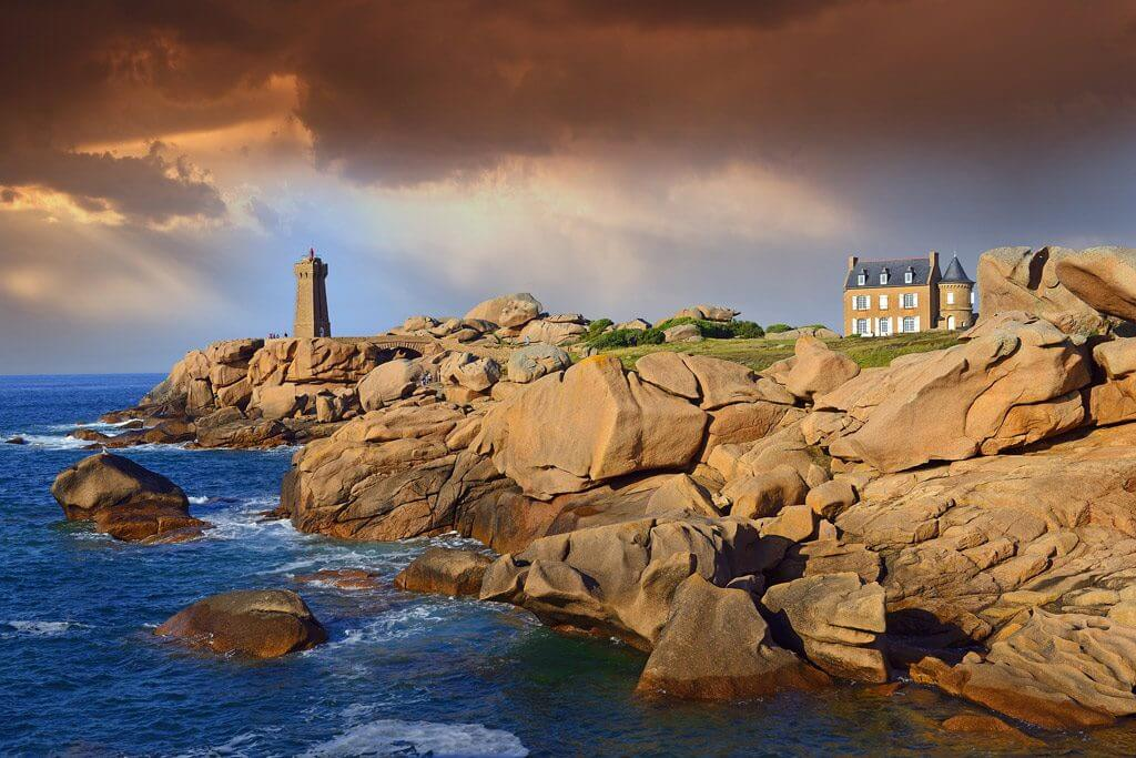 Pink Granite Coast - Brittany