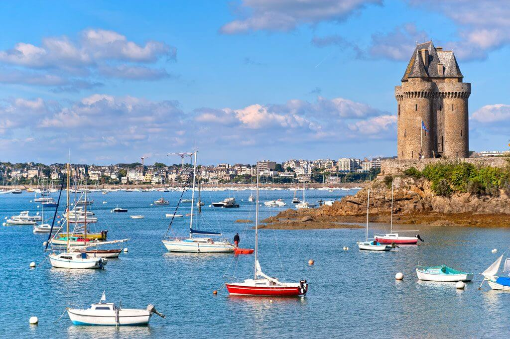 Saint Malo - Brittany