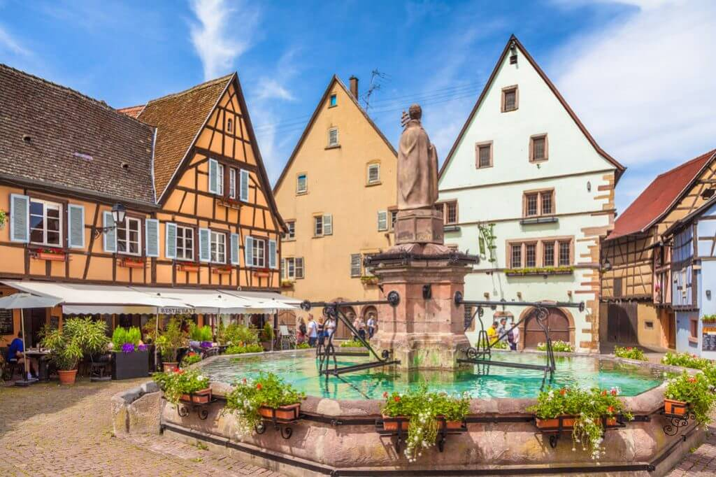 Eguisheim - Alsace, France
