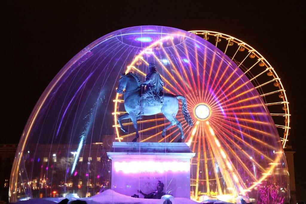 Festival of Lights - Lyon