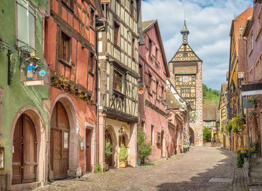 Riquewhihr - Alsace