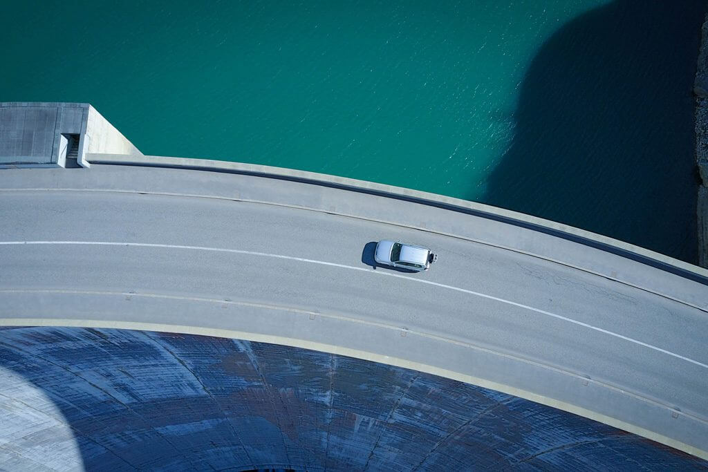 Roads in France