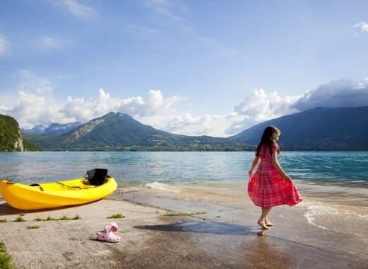 Annecy Lake - France