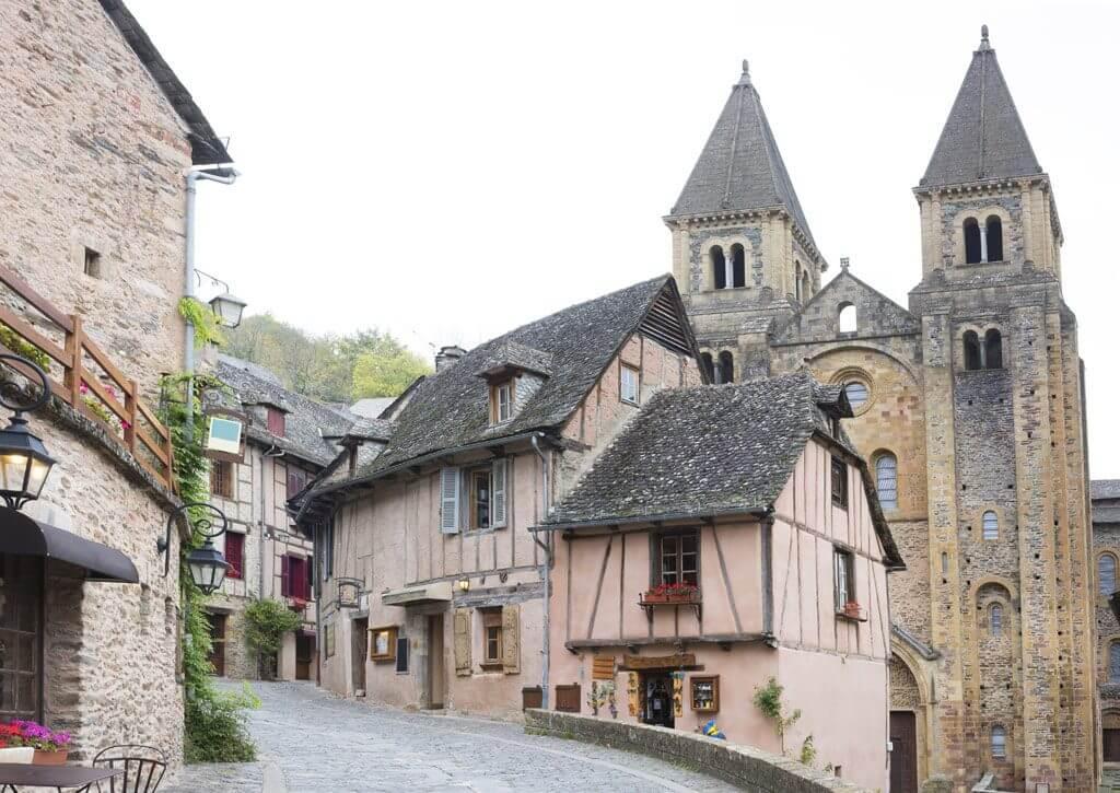 Conques - France