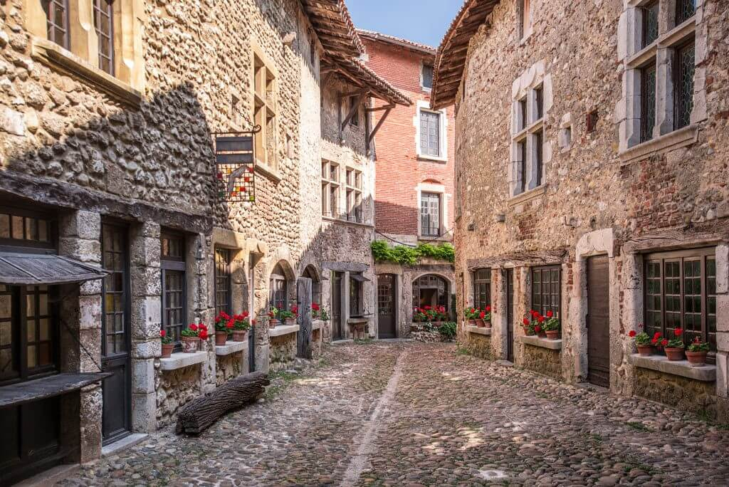 Pérouges - France