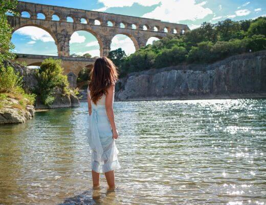 Pont du Gard - Provence France