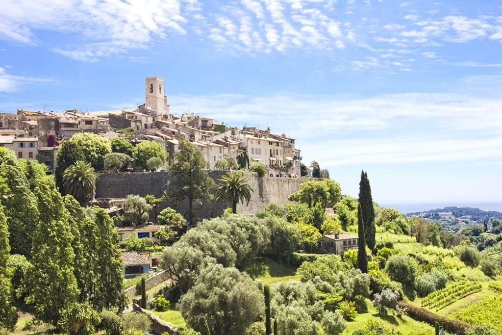 Saint Paul de Vence - France