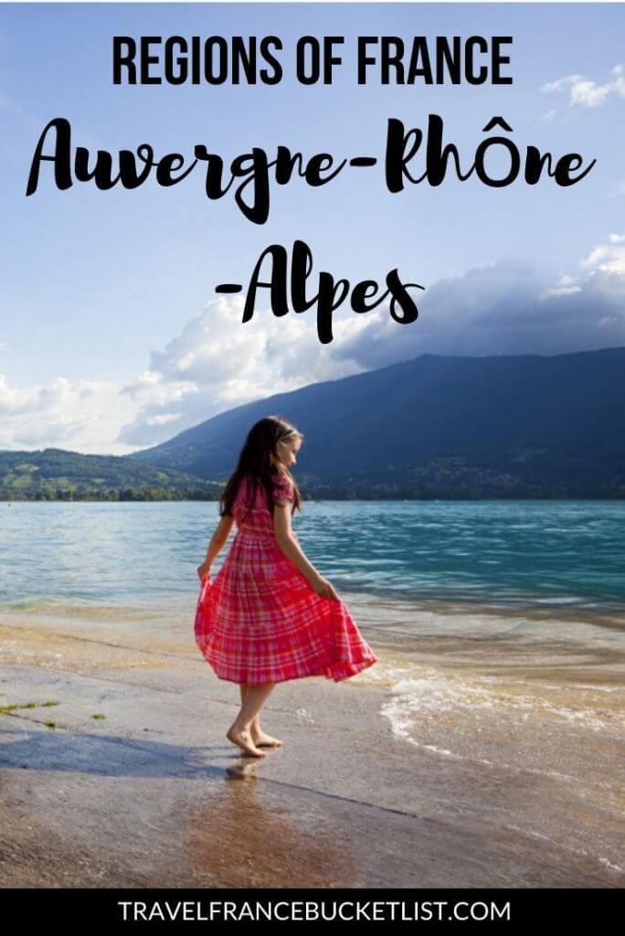 Check out the best things to do in Auvergne Rhône-Alpes, France. Snow-capped mountains, wonderful walks, Lyon cuisine, picturesque towns and more