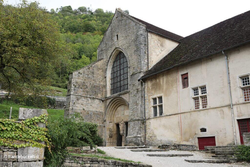 Benedictine Abbey Baume-les-Messieurs