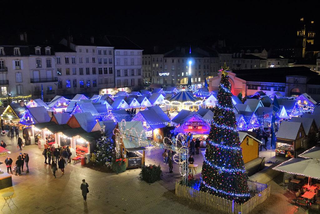 Christmas Market Nancy