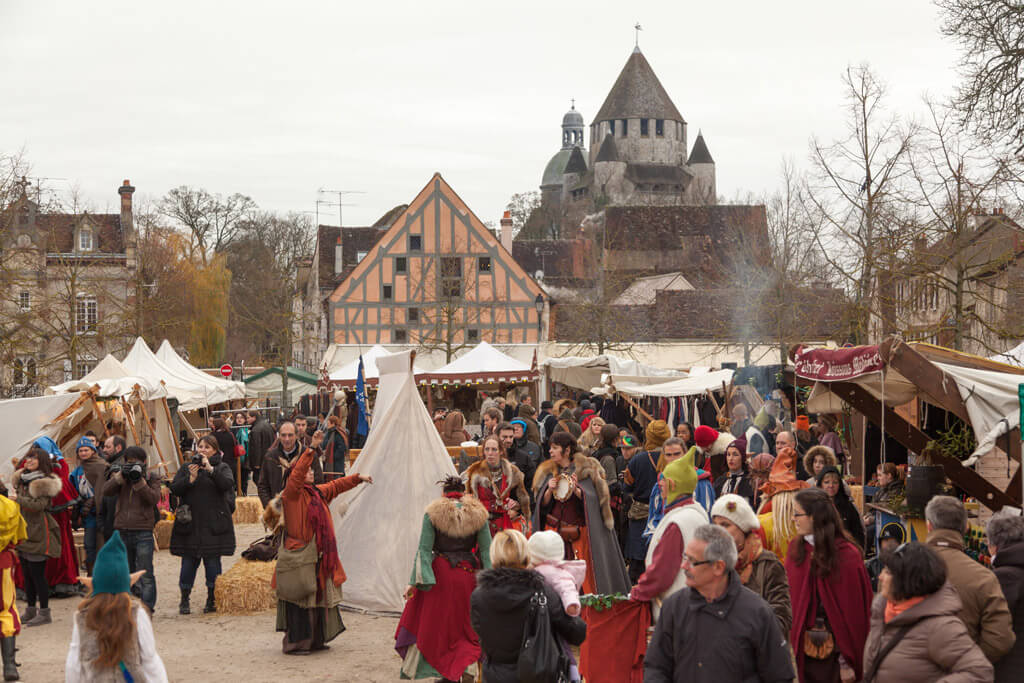 Medieval Christmas Market Provins