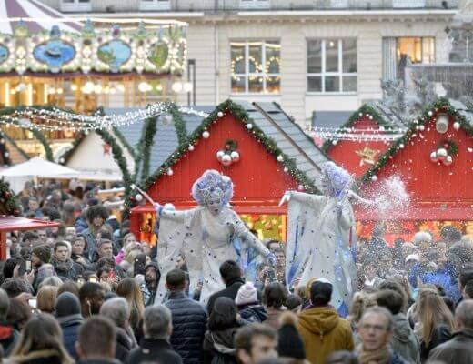 Nantes Christmas Markets