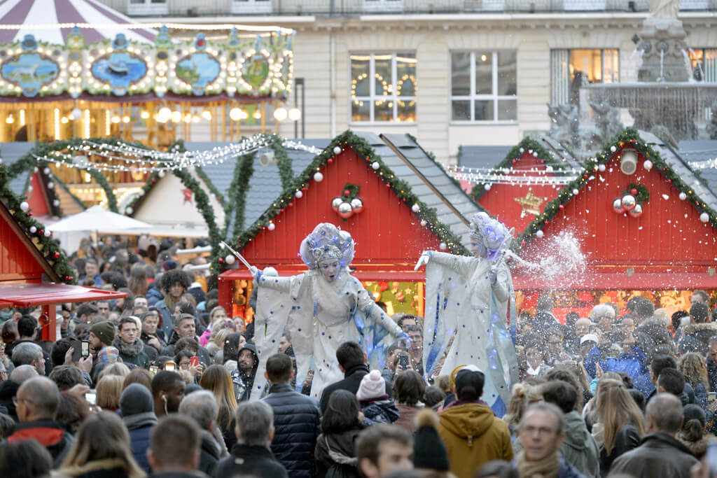 Nantes Christmas Markets