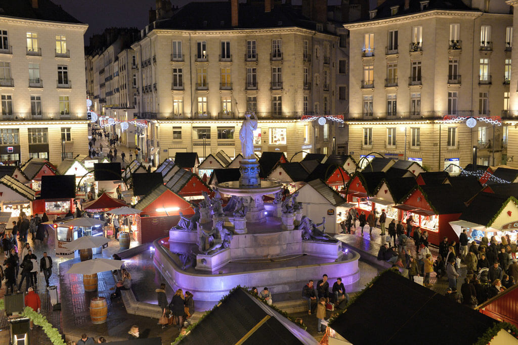 Nantes Christmas Market
