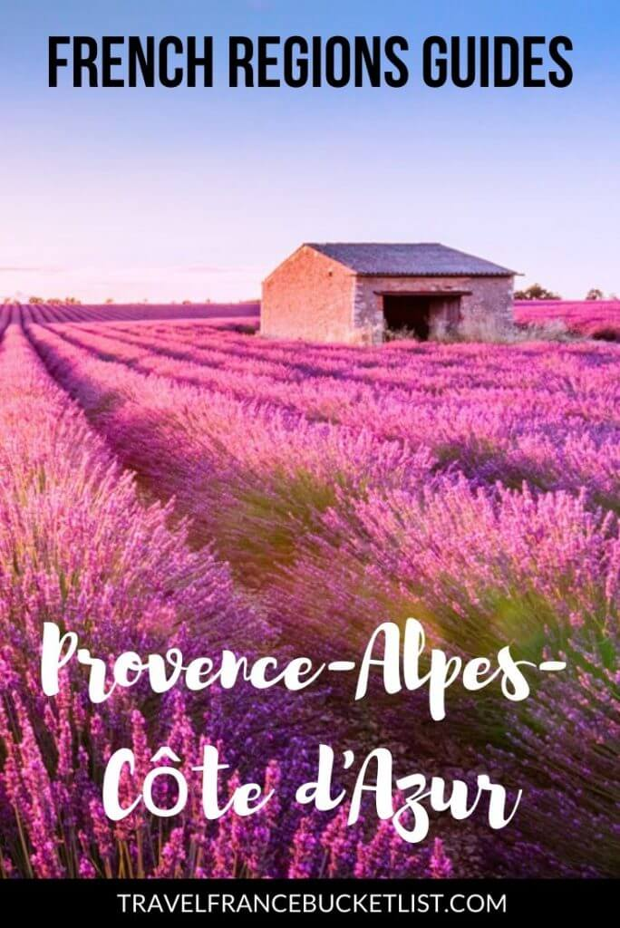 Check out the best things to do in Provence-Alpes-Côte d'Azur, France. Visit the lavender fields in Provence, and hilltop villages, sunbath in the French Riviera, taste great food & wine, and more