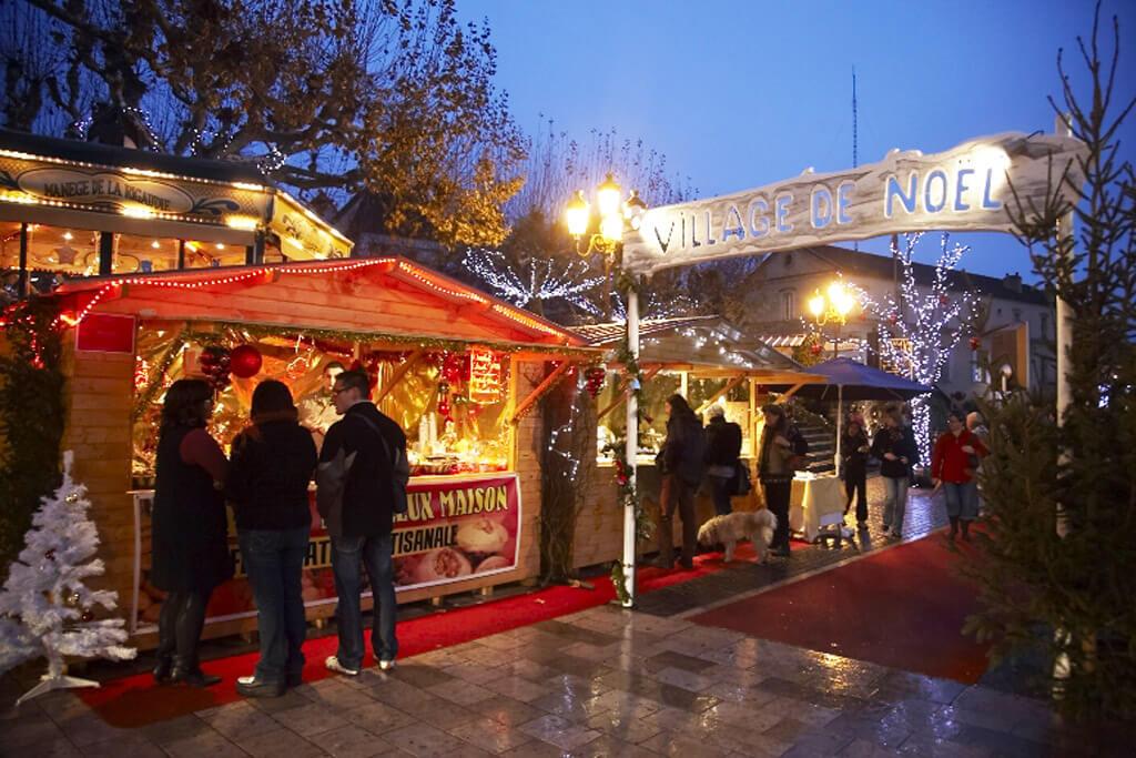 Sarlat Christmas Market