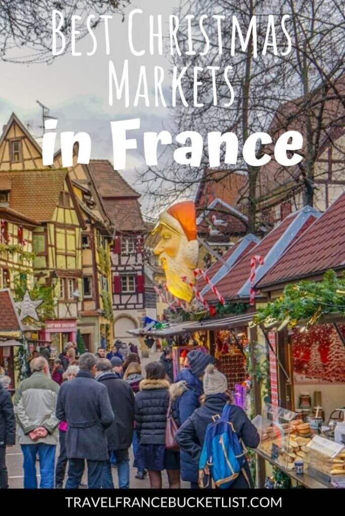 Check out the best Christmas Markets in France, top French Christmas Markets to visit during your Christmas holiday in France. Get the best of Christmas in France! #france #travel #christmas #xmas