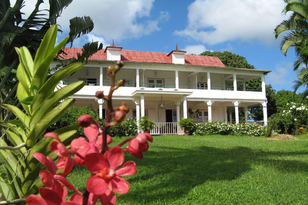 Domaine de Séverin Rum Distillery - Guadeloupe