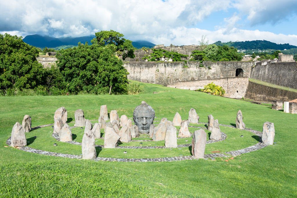 Fort Delgres Guadeloupe